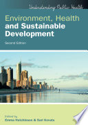 Ebook Environment Health And Sustainable Development