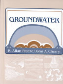 Cover of Groundwater