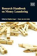 Research Handbook on Money Laundering - Seite 329