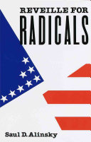 Cover of Reveille for Radicals