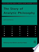 The Story of Analytic Philosophy