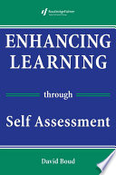 Enhancing Learning Through Self Assessment Book PDF