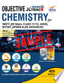 (FREE SAMPLE) Objective NCERT Xtract Chemistry for NEET-JEE Main, Class 11-12, AIIMS, BITSAT, JIPMER, JEE Advanced 4th Edition_interior