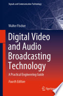 Digital Video and Audio Broadcasting Technology Book
