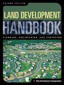 Land Development Handbook, 2nd Ed, Dewberry & Couture, 2004