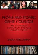 People and Stories / Gente Y Cuentos Pdf/ePub eBook