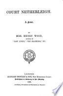 Court Netherleigh Book