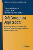 Soft Computing Applications