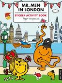 Mr. Men in London Sticker Activity Book