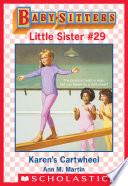 Karen s Cartwheel  Baby Sitters Little Sister  29