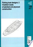 Fishing Boat Designs Book