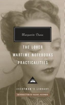 The Lover  Wartime Notebooks  Practicalities Book