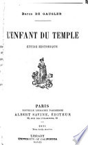 L'enfant du Temple