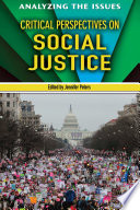 Critical Perspectives on Social Justice Book