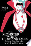 The Monster with a Thousand Faces Book
