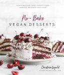 No Bake Vegan Desserts