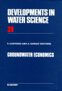 Groundwater Economics