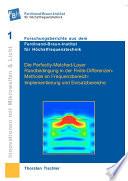 Die Perfectly-Matched-Layer-Randbedingung in der Finite-Differenzen-Methode im Frequenzbereich: Implementierung und Einsatzbereiche