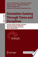 Simulation Gaming Through Times and Disciplines Book