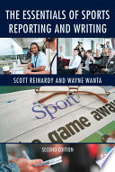 The Essentials Of Sports Reporting And Writing Book PDF