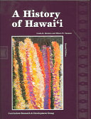 A History of Hawaii, Student Book