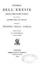 Opere del Beato Alphonso-Maria de Liguori