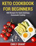 Keto Cookbook for Beginners
