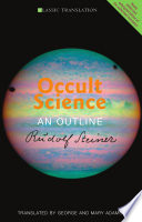 Read Online Occult Science For Free