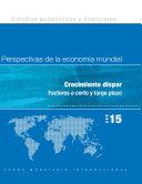 World Economic Outlook, April 2015