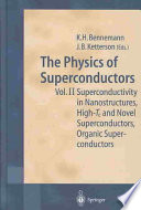 The Physics Of Superconductors Book PDF