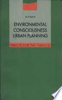 Environmental Consciousness and Urban Planning