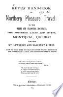 Keyes' Hand-book of Northern Pleasure Travel