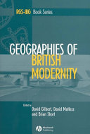 Geographies of British Modernity