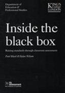 Inside the Black Box ebook