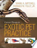 Current Therapy in Exotic Pet Practice   E Book Book