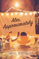 Alex, Approximately Pdf/ePub eBook