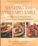 Sharing The Vineyard Table