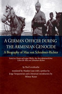 A German Officer During the Armenian Genocide Book PDF