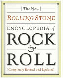 The New Rolling Stone Encyclopedia of Rock   Roll