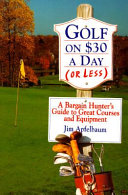 Golf on  30 a Day  or Less