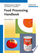 Food Processing Handbook Book PDF