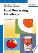 """""""Food Processing Handbook"""" by James G. Brennan, Alistair S. Grandison"""
