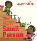 The New Small Person Lauren Child Cover