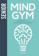 Senior Mind Gym Book