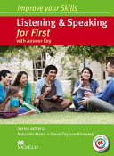 Improve Your Skills - Listening and Speaking