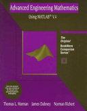 Advanced Engineering Mathematics Using MATLAB