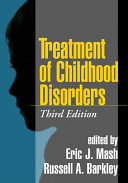 Treatment of Childhood Disorders, Third Edition - Seite 267