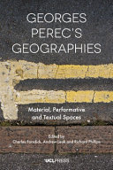 Pdf Georges Perec's Geographies Telecharger