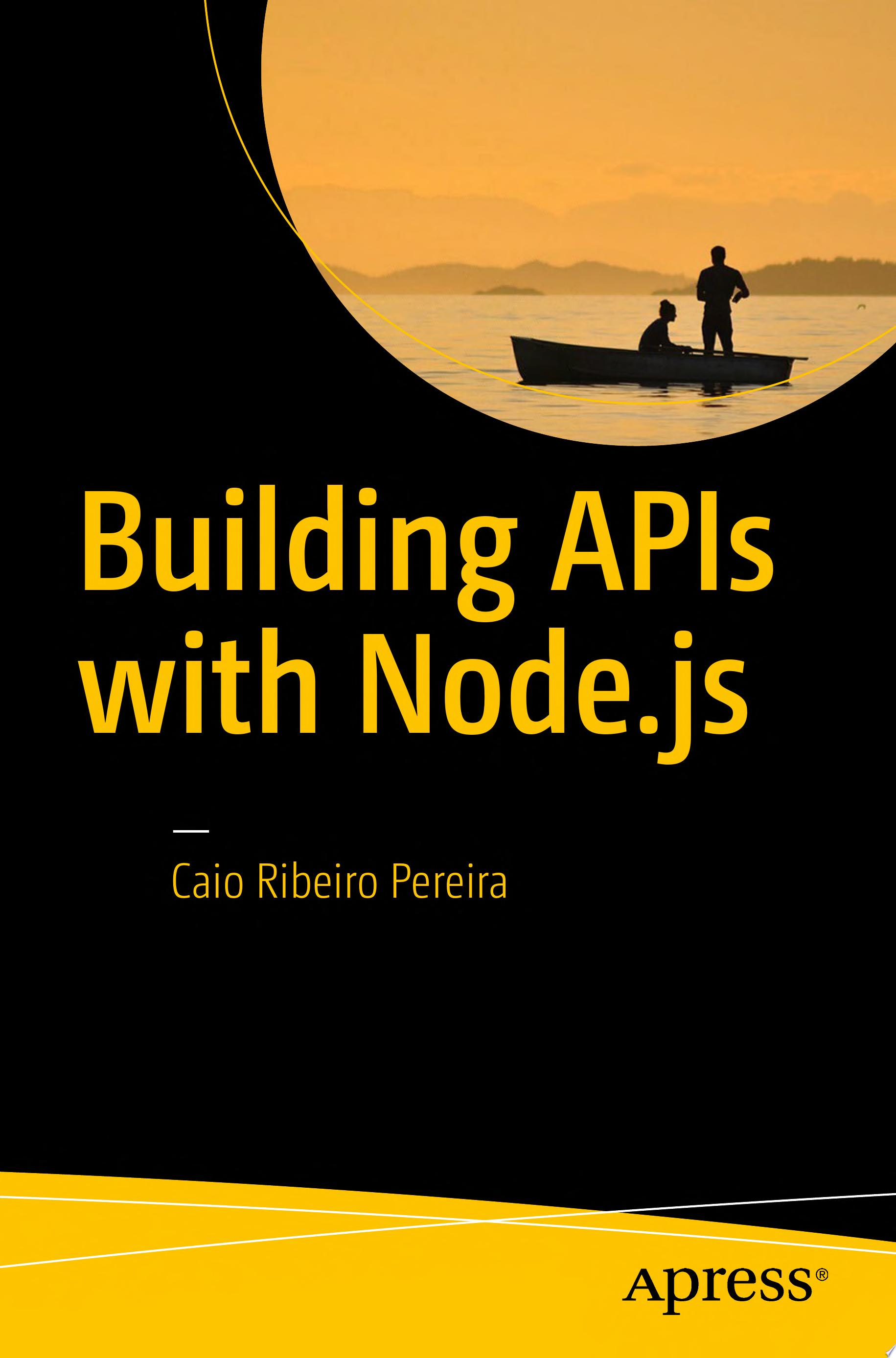 Building APIs with Node js