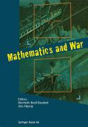 Mathematics and War